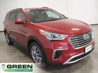 Recent Arrival! New Price! Regal Red Pearl 2018 Hyundai