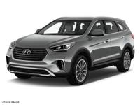 This 2018 Hyundai Santa Fe SE is a great option for