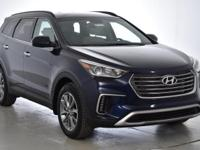 Recent Arrival! This 2018 Hyundai Santa Fe SE in Blue