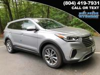 2018 Hyundai Santa Fe SE  Options:  3.041 Axle Ratio|18