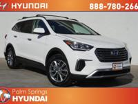 New Price! Monaco 2018 Hyundai Santa Fe SE FWD 6-Speed