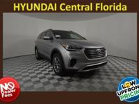 NO DEALER FEE! Frost 2018 Hyundai Santa Fe SE 3.3L
