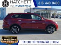 Santa Fe SE Ultimate AWD 3rd Row Seat ALL HATCHETT