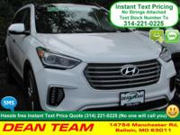 Everything you want and need with our Hyundai Santa Fe