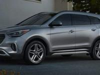 2018 Hyundai Santa Fe Limited Ultimate HARD TO FIND A