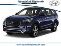 AWD, Black Leather.   Welcome to Hyundai of Plymouth.