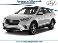 AWD, Gray Leather.   Welcome to Hyundai of Plymouth.
