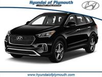 New Price! AWD, Black Leather.   Welcome to Hyundai of