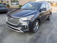 2018 Hyundai Santa Fe SE Ultimate Gray WITH SOME