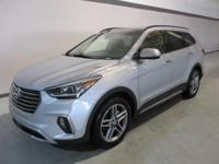 2018 Hyundai Santa Fe Limited Ultimate Silver WITH SOME