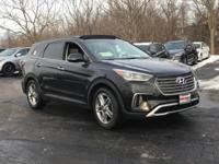 This outstanding example of a 2018 Hyundai Santa Fe SE