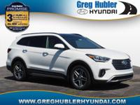Monaco 2018 Hyundai Santa Fe Limited Ultimate AWD