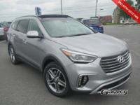 New 2018 Hyundai Santa Fe SE Ultimate! This vehicle has