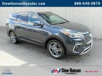 AWD! Come to the experts! STEW HANSEN HYUNDAI UPFRONT