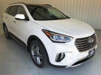 $1,000 off MSRP! 2018 Hyundai Santa Fe Limited Ultimate