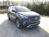 2018 Hyundai Santa Fe Limited Ultimate FWD 6-Speed