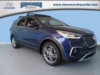 Trustworthy and worry-free, this 2018 Hyundai Santa Fe