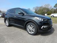 2018 Hyundai Santa Fe Sport 2.0L Turbo Twilight Black