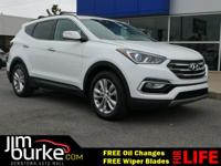 *Leather Seats* *Bluetooth* This 2018 Hyundai SANTA FE