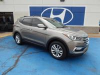 We are excited to offer this 2018 Hyundai Santa Fe