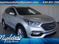 19/26mpg Napleton's Valley Hyundai also offers the