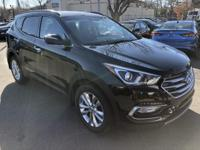 2018 Hyundai Santa Fe Sport 2.0L Turbo Black Factory
