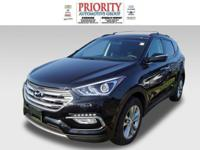 This 2018 Hyundai Santa Fe Sport 2.0T is a great option