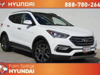 Santa Fe Sport 2.0L Turbo Ultimate. Nav! Gasoline! 2018