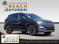 2018 Hyundai Santa Fe Sport 2.0L Turbo Ultimate 2.0L I4