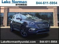 2018 Hyundai Santa Fe Sport 2.0T Ultimate Marlin Blue