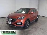 Recent Arrival! Canyon Copper 2018 Hyundai Santa Fe