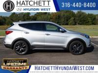 Santa Fe Sport 2.0L Turbo Ultimate AWD Tech Pkg ALL
