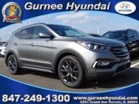 2018 Hyundai Santa Fe Sport 2.0L Turbo Ultimate HARD TO