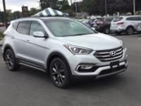 Options:  2018 Hyundai Santa Fe Sport 2.0L Turbo