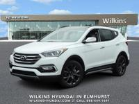 It's time for Wilkins Hyundai Mazda! The SUV you've