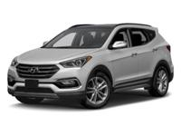 This 2018Hyundai SANTA FE SPORT 2.0T Ultimate will sell