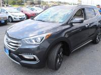 This 2018 Hyundai Santa Fe Sport 2.0T Ultimate is