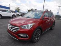 2018 Hyundai Santa Fe Sport 2.0L Turbo Price includes: