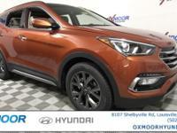 2018 Hyundai Santa Fe Sport 2.0L Turbo Smart Cruise