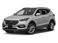 Factory MSRP: $38,715 2018 Hyundai Santa Fe Sport 2.0L