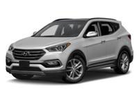 This 2018 Hyundai Santa Fe Sport 2.0T Ultimate Well