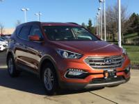 Copper 2018 Hyundai Santa Fe Sport 2.4 Base FWD 6-Speed