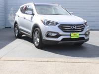 What a great deal on this 2018 Hyundai! This SUV stands