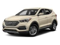 This outstanding example of a 2018 Hyundai Santa Fe