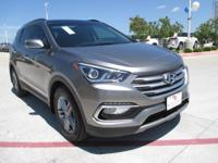 This 2018 Hyundai Santa Fe Sport 2.4L is offered to you