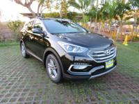 The 2018 Hyundai Santa Fe Sport's nimble nature on the