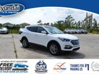 Santa Fe Sport with Tech Package, Premium Package, and