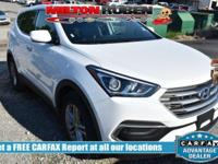 Options:  2018 Hyundai Santa Fe Sport 2.4L|Miles: