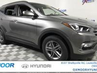2018 Hyundai Santa Fe Sport 2.4 Base 27/21 Hi17 Alloy