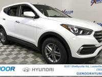 2018 Hyundai Santa Fe Sport 2.4 Base 27/21 Highway/City